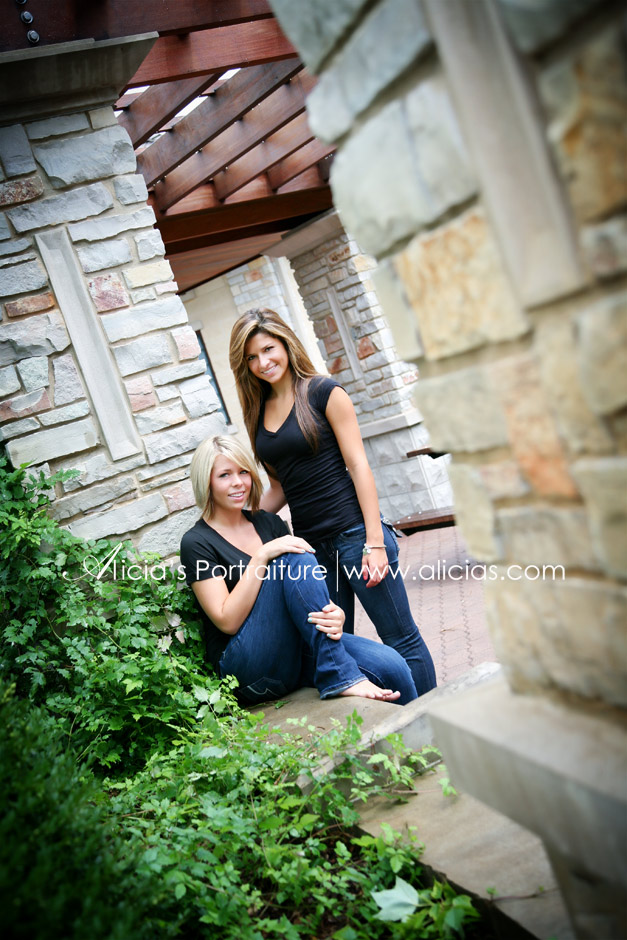 Naperville Chicago Family Photographer...Sisters
