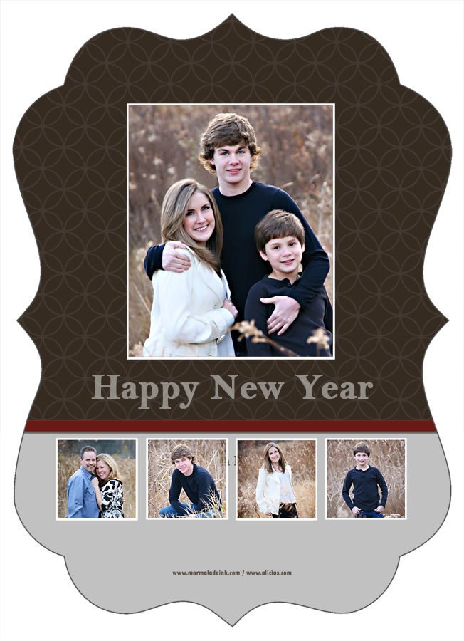 Chicago Family Photographer...Merry Christmas and Happy New Year!