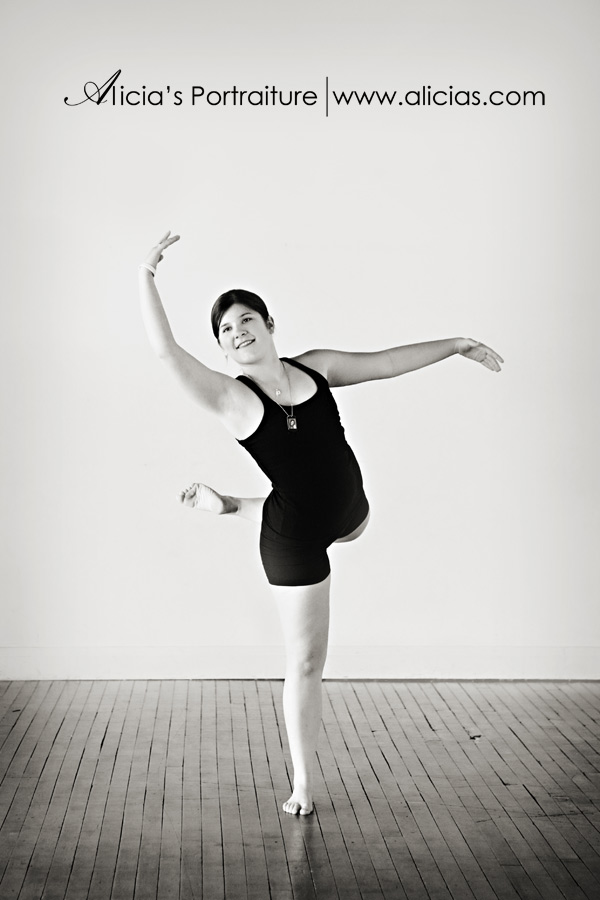Naperville Senior Photographer...School of Performing Arts Dancer
