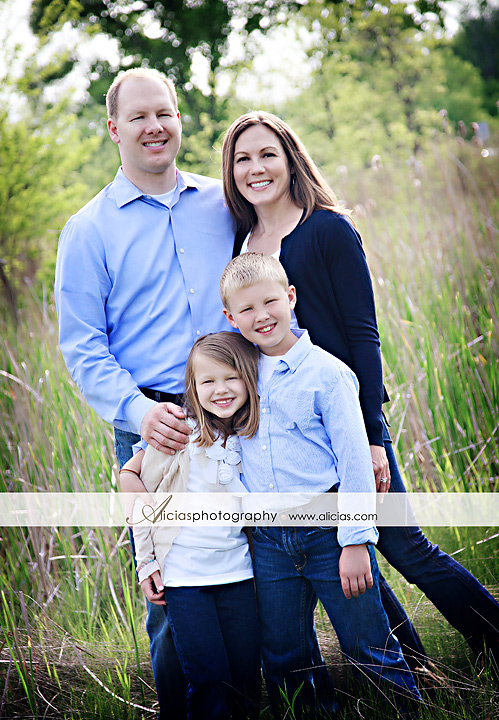 "Glen Ellyn Chicago Family Photographer...The ""W"" Family"