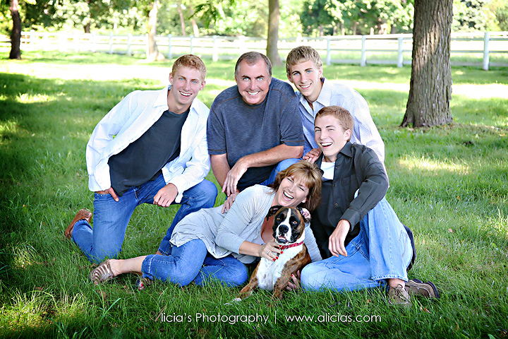 "Naperville Chicago Family Photographer...The ""C"" Family"
