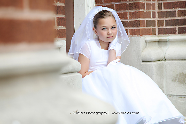 Naperville Chicago Communion Photographer...St. Peter and Paul Communion