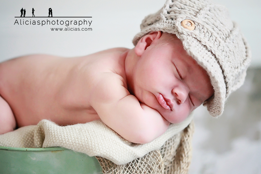 Chicago Hinsdale Newborn Photogapher Alicia